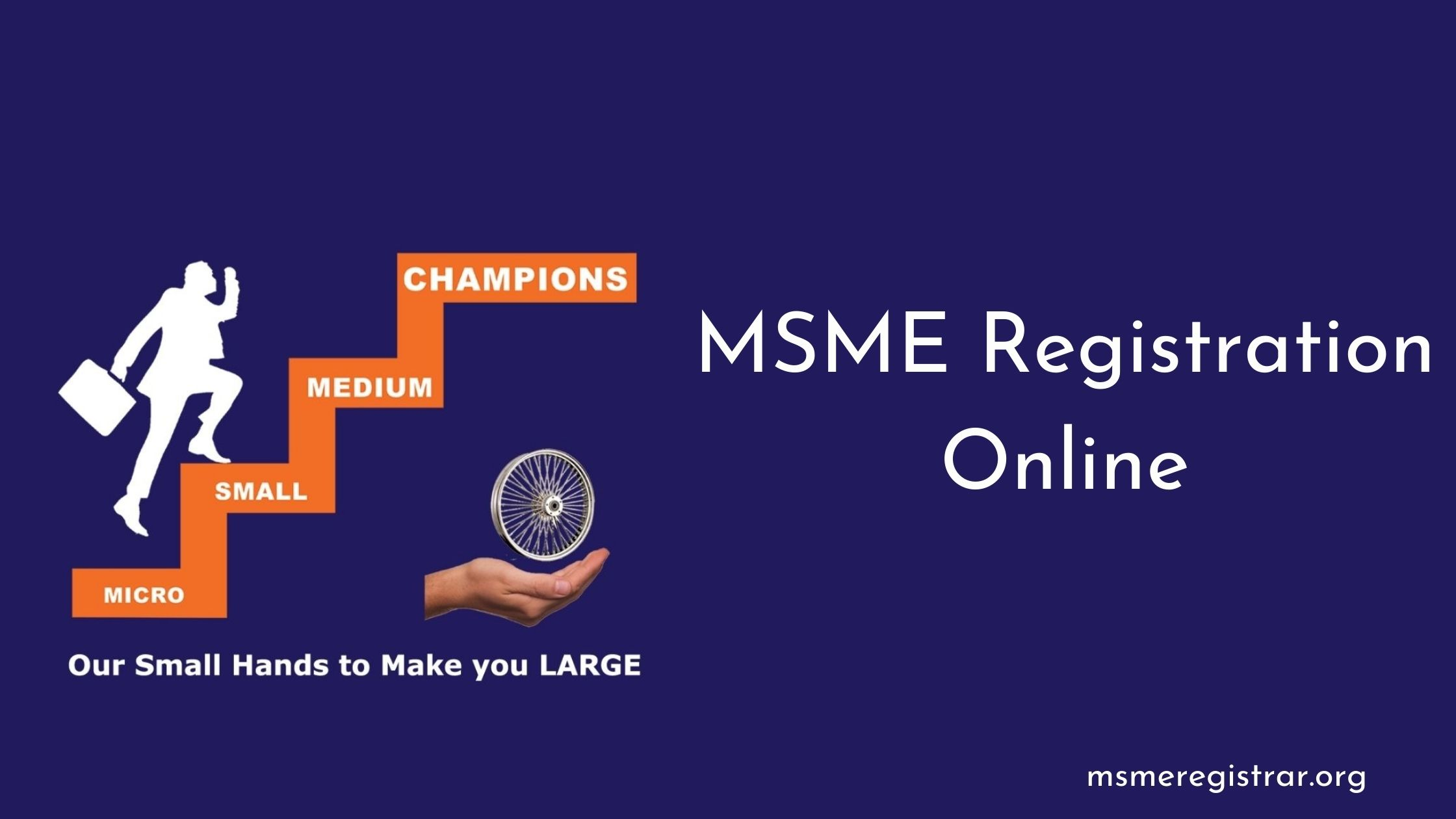 MSME Registration Online in India - Register MSME Business